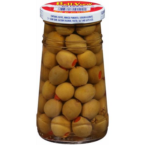 Bell-View Stuffed Manzanilla Olives, 5.75 oz