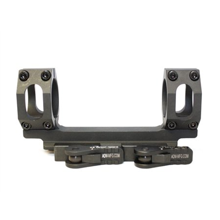 """Image of American Defense QD 30mm Scope Mount - Xtra Wide Rings - 20 MOA - 1.47"""" Center"""