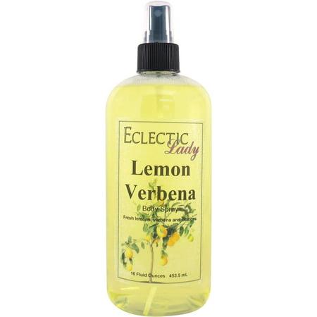 Lemon Verbena Body Spray, 16 ounces