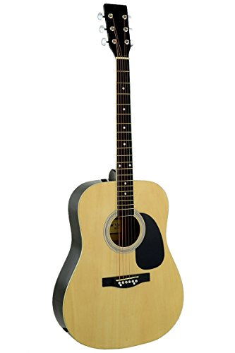 """41"""" Inch Full Size Handcrafted Steel String Dreadnought Guitar & DirectlyCheap(TM)... by"""