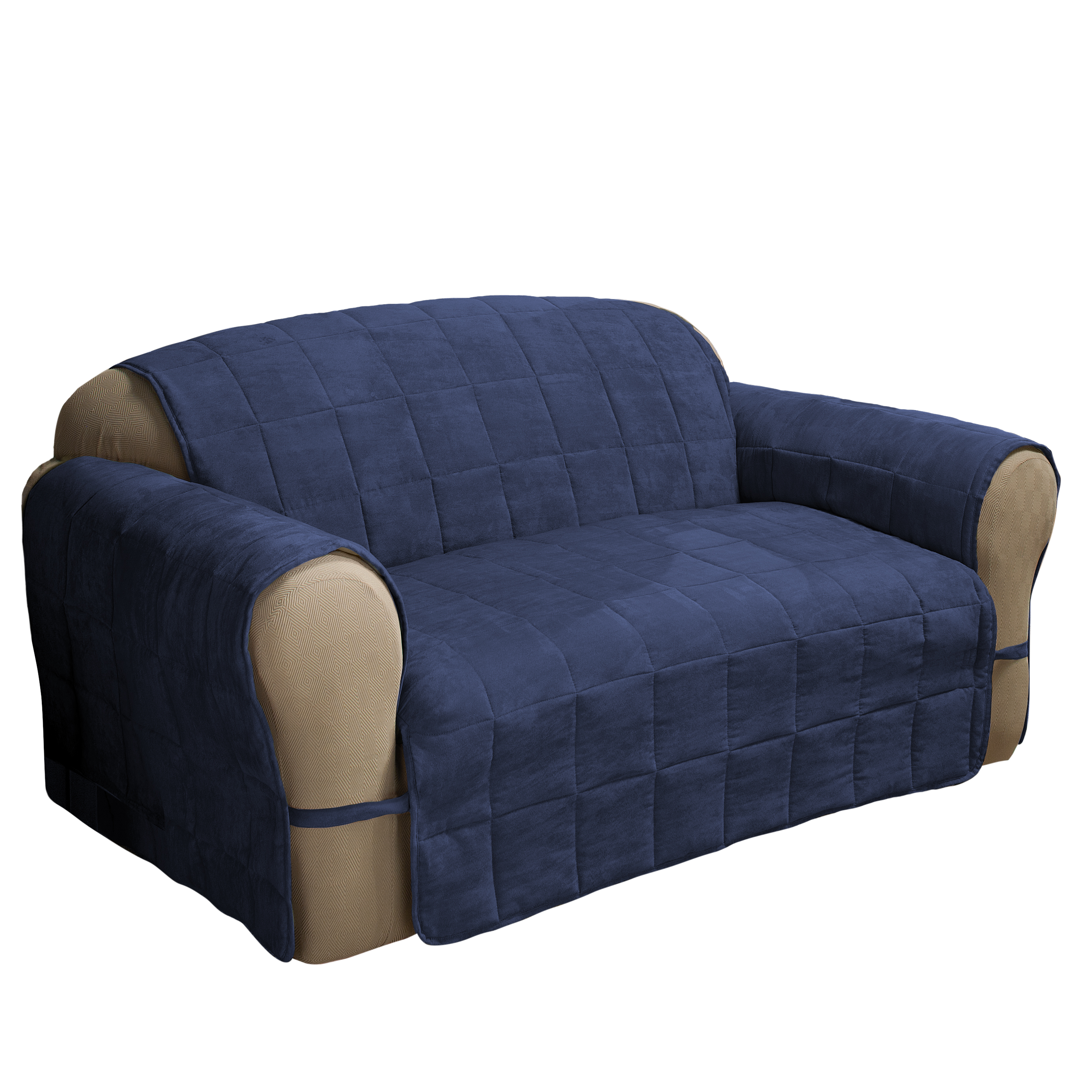 Innovative Textile Solutions Ultimate Faux Suede Sofa