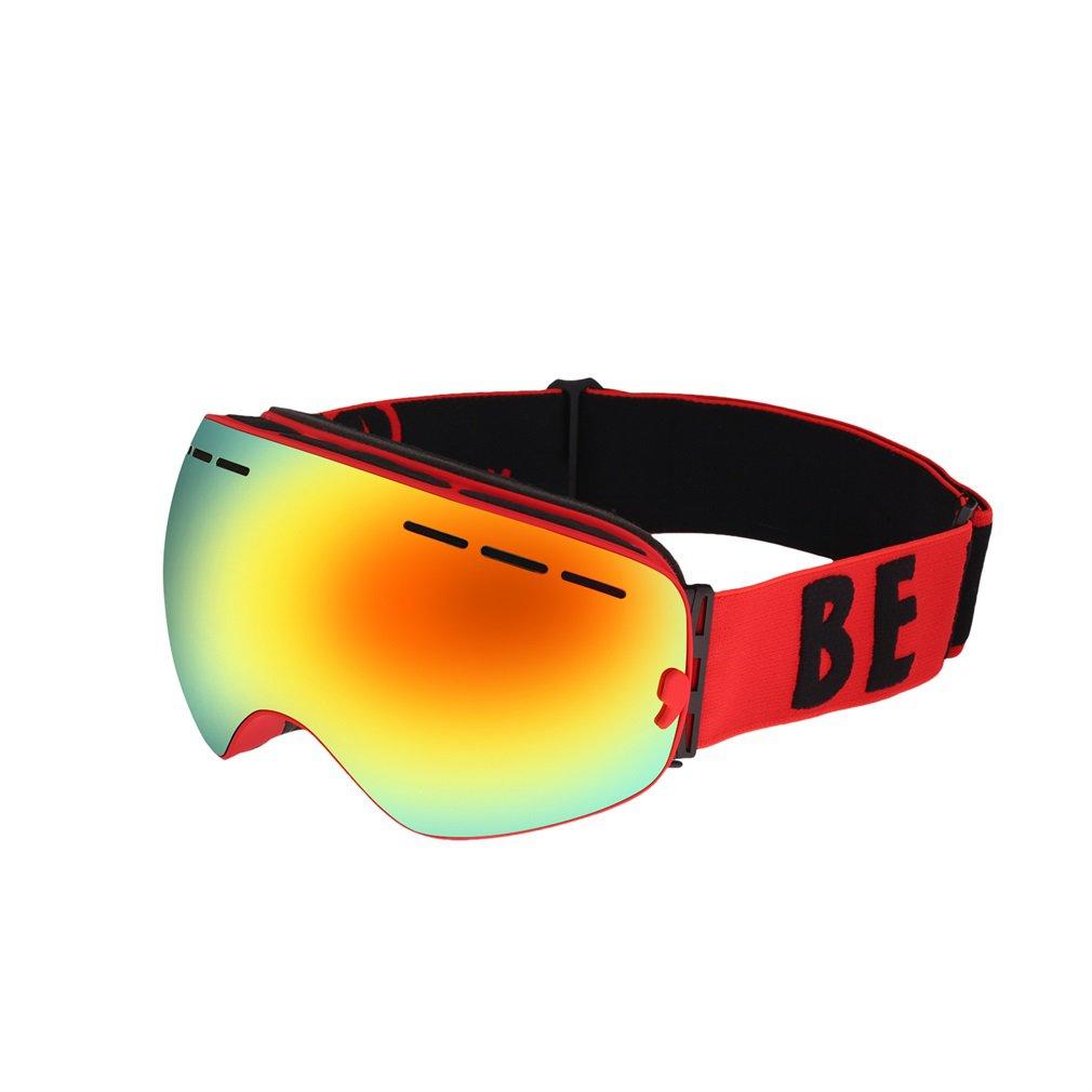 Details about  /Ski Googles Snowboard Anti Fog Glasses Skates Snowboarding Eyewear Sports Skiing
