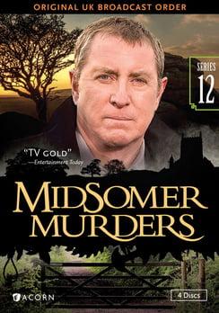 Midsomer Murders: Series 12 (DVD) by Acorn Media Publishing Inc.
