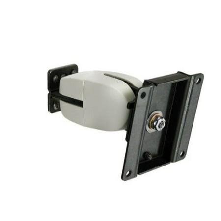 ergotron (47-093-800-00) 100 series pivot double - mounting kit (double pivot) for flat panel Black Flat Panel Series