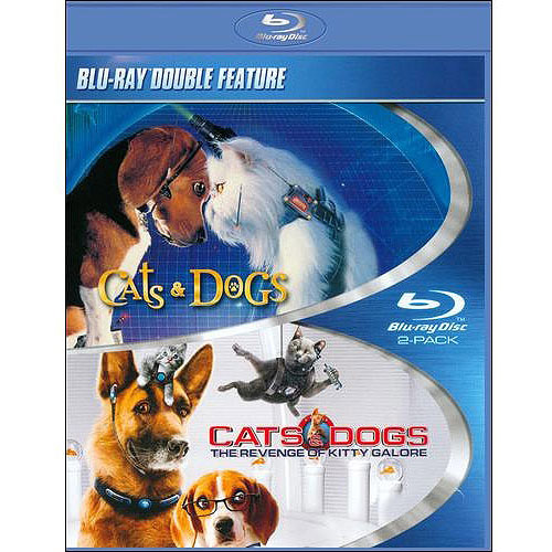 Cats & Dogs / Cats & Dogs: The Revenge Of Kitty Galore (Widescreen)