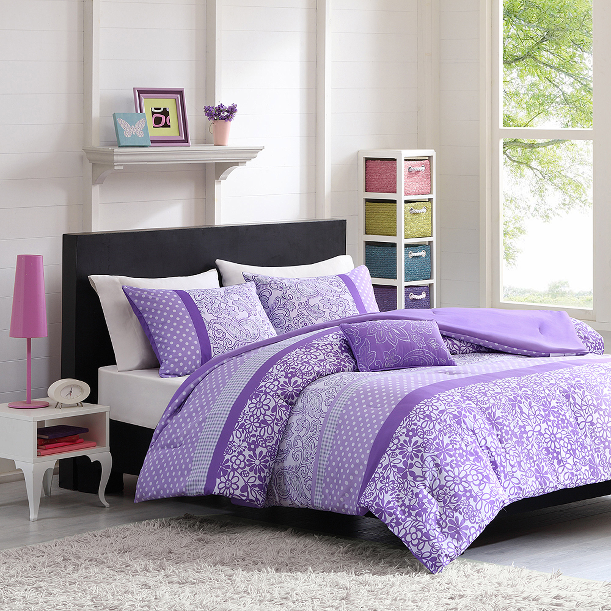 Home Essence Apartment Angela Bedding Comforter Set