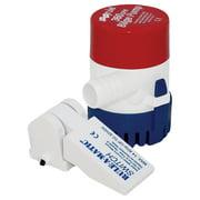 Rule 24/35A Bilge Pump with Rule-A-Matic Float Switch - 360 GPH