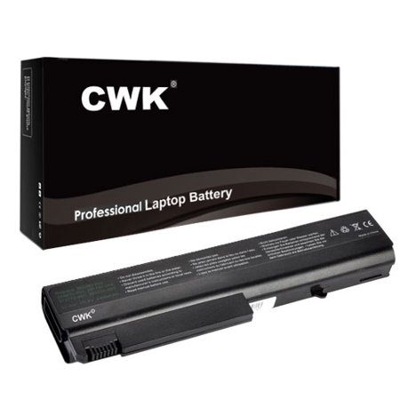 6200 Series Notebook (CWK Long Life Replacement Laptop Notebook Battery for HP Compaq 408545-761 Business 6200 6515b 6715b nc6100 nc6110 nc6120 nc6200 nc6220 nc6230 nx6100 nx6125 nx6300 Business )