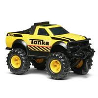 Funrise Toy Tonka Classic Steel 4x4 Pickup Truck