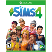 The SIMS 4, Electronic Arts, Xbox One, 014633738155