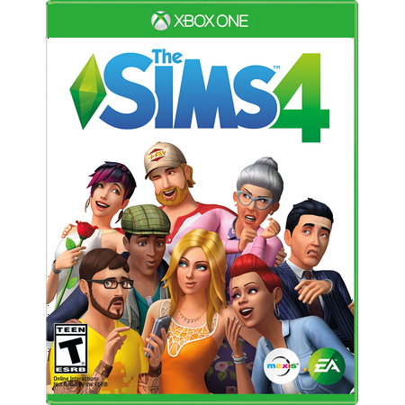 The SIMS 4, Electronic Arts, Xbox One,