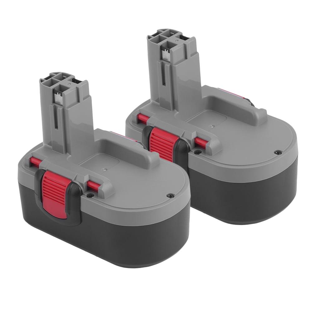 Bosch 18V 3.0AH Car Cordless Drill Battery 2 x Replacemen...