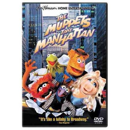 The Muppets Take Manhattan (DVD) - Janice The Muppet