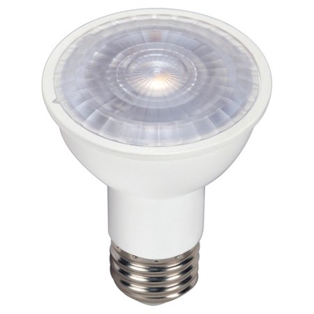 Satco S9388 LED Dimmable 120v PAR16 3000k E26 FL40 Light Bulb 60w Equi