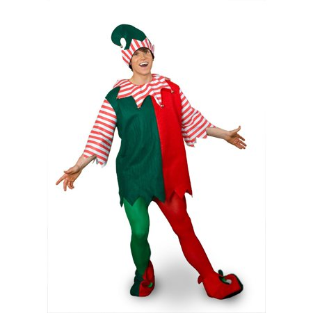 Sunnywood Elf Adult Costume - Creative Couple Costume
