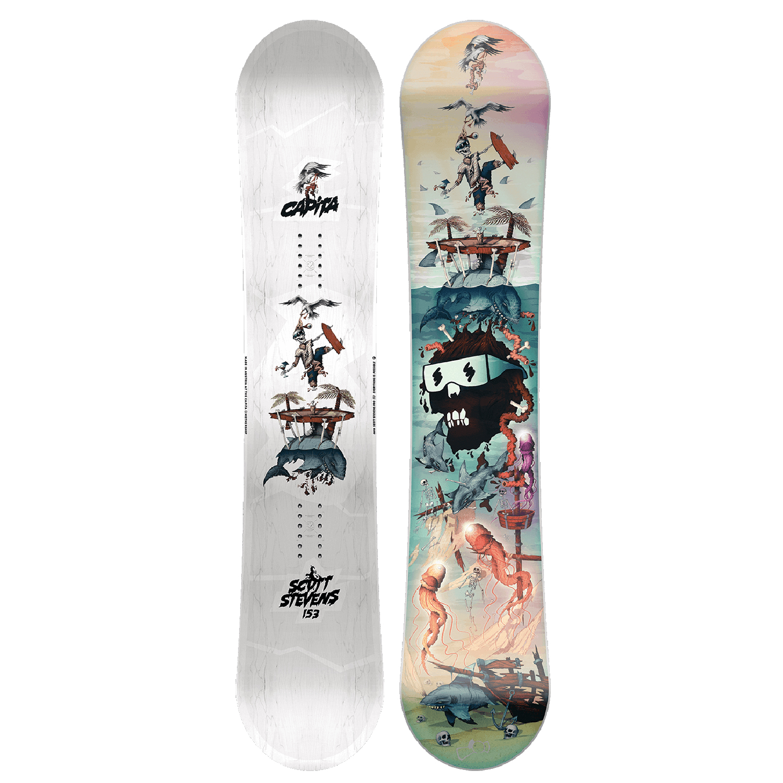 CAPiTA 2018 Scott Stevens Pro 153 Snowboard by