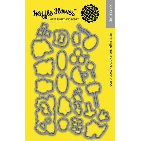 Waffle Flower Die-Toadally - image 1 of 1