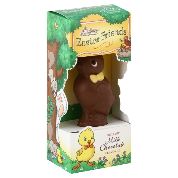 Palmer White Chocolate Easter Bunny, 2.5 Oz.