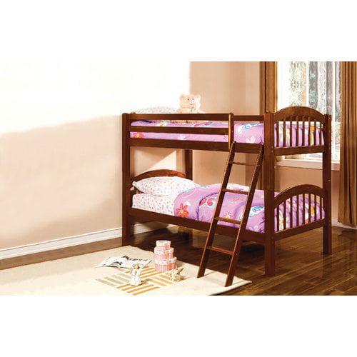 Harriet Bee Stubbs Twin Bunk Bed