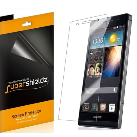 [6-pack] Supershieldz Huawei  Ascend P6 Screen Protector, Anti-Bubble High Definition (HD) Clear Shield](huawei ascend p6 price)