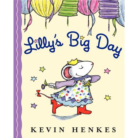 Lilly's Big Day - Big Day