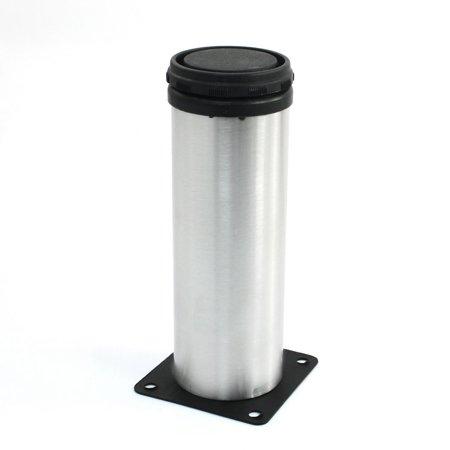 150mm screw mounted furniture cabinet stainless steel adjustable leg feet. Black Bedroom Furniture Sets. Home Design Ideas
