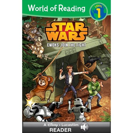 World of Reading Str Wars: Ewoks Join the Fight - eBook
