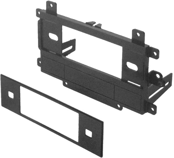 American International GMK407 Dash Installation Kit For Select Vehicles Only