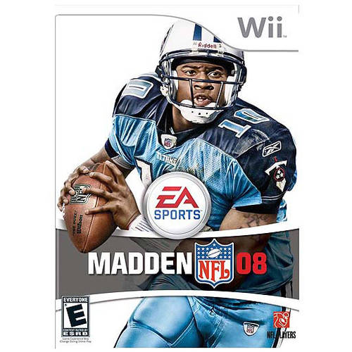 Madden NFL 2008 (Wii) - Pre-Owned