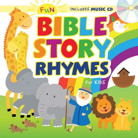 Fun Bible Story Rhymes for Kids - Bible Crafts For Kids
