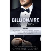 The Billionaire Collection - eBook