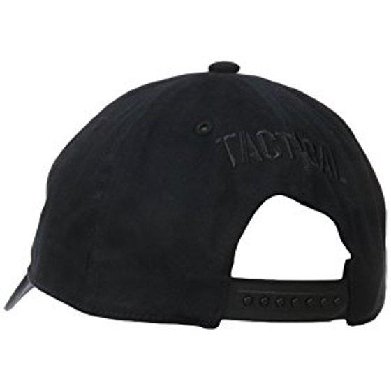 0ca09858559 Under Armour - 1249169 Men s Black Season Gear UA Tac Spade Cap ...