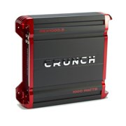 Crunch PZX1000.2 POWERZONE 2-Channel Class AB Amp, 1,000 Watts
