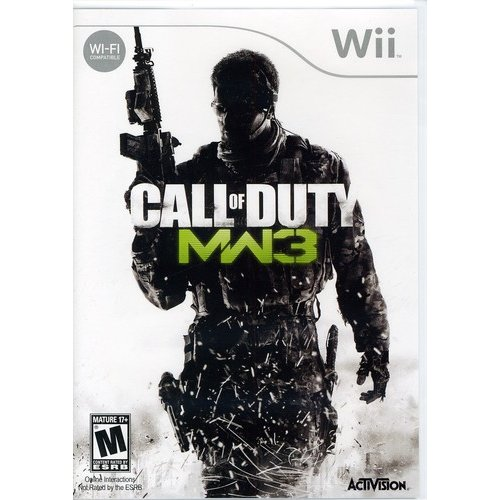 Call of Duty: Modern Warfare 3 (Wii)
