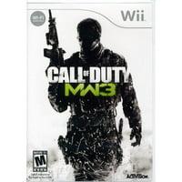 Call of Duty: Modern Warfare 3 (Wii)