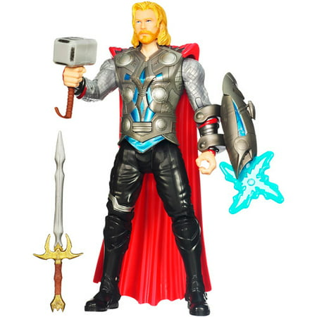 Thor Electronic Feature Action Figure - Walmart.com