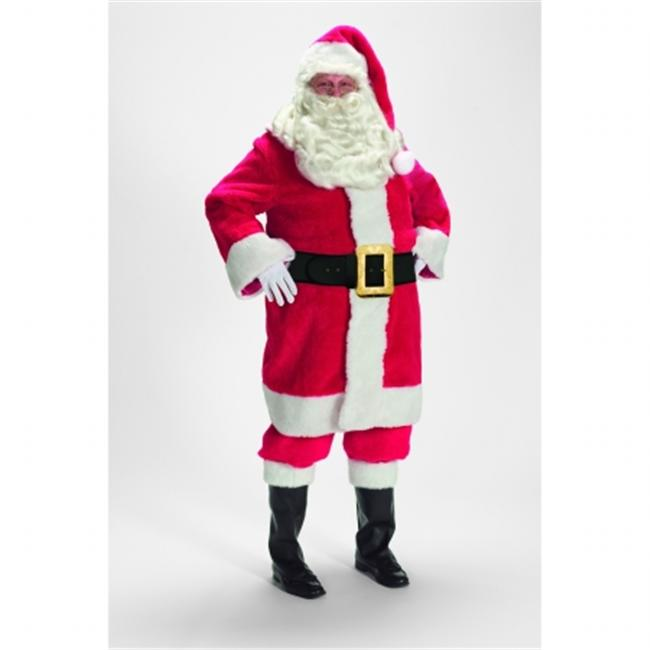 Halco 5555 Father Christmas Deluxe Plush Santa Suit