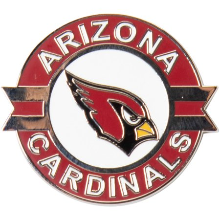 Arizona Cardinals WinCraft Circle Design Team Collectible Pin - No Size
