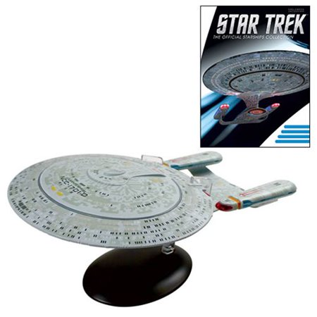 Star Trek Starships Large Enterprise NCC-1701-D Special #11