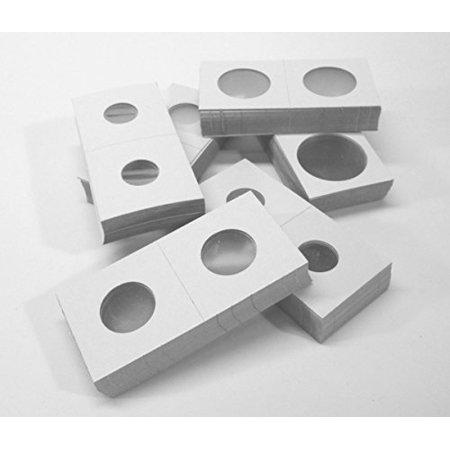 Coin Flip Assortment by Hobbymaster - Cardboard 2x2 Holders - 25 each of 6 Sizes - image 2 de 3