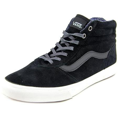 5a5b716ca9 Vans - Vans Milton Hi Women US 9.5 Black Sneakers - Walmart.com