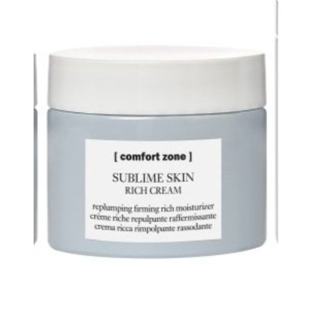 Comfort Zone Sublime Skin Rich Cream (Comfort Zone Skin Regimen Juvenate Pro Booster)