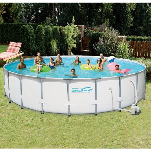 Download Free Standing Pool Deck Walmart Images