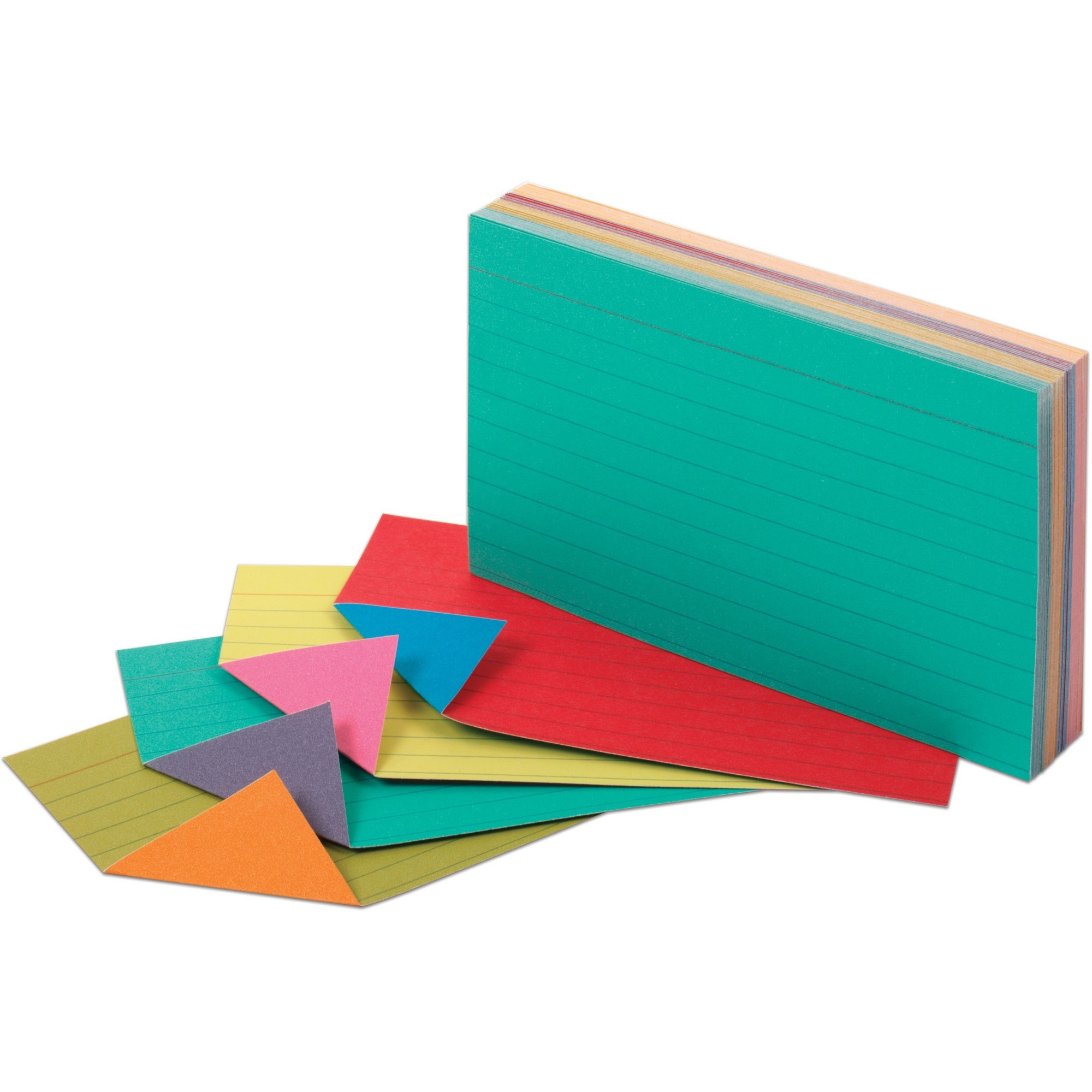Oxford Extreme Index Cards, 100 / Pack (Quantity)