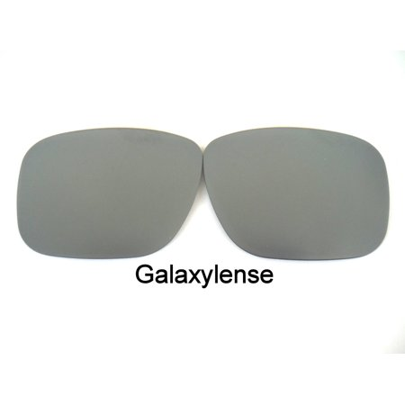 Galaxy Replacement Lenses For-Oakley Mainlink SILVER Polarized (Mainlink Polarized)