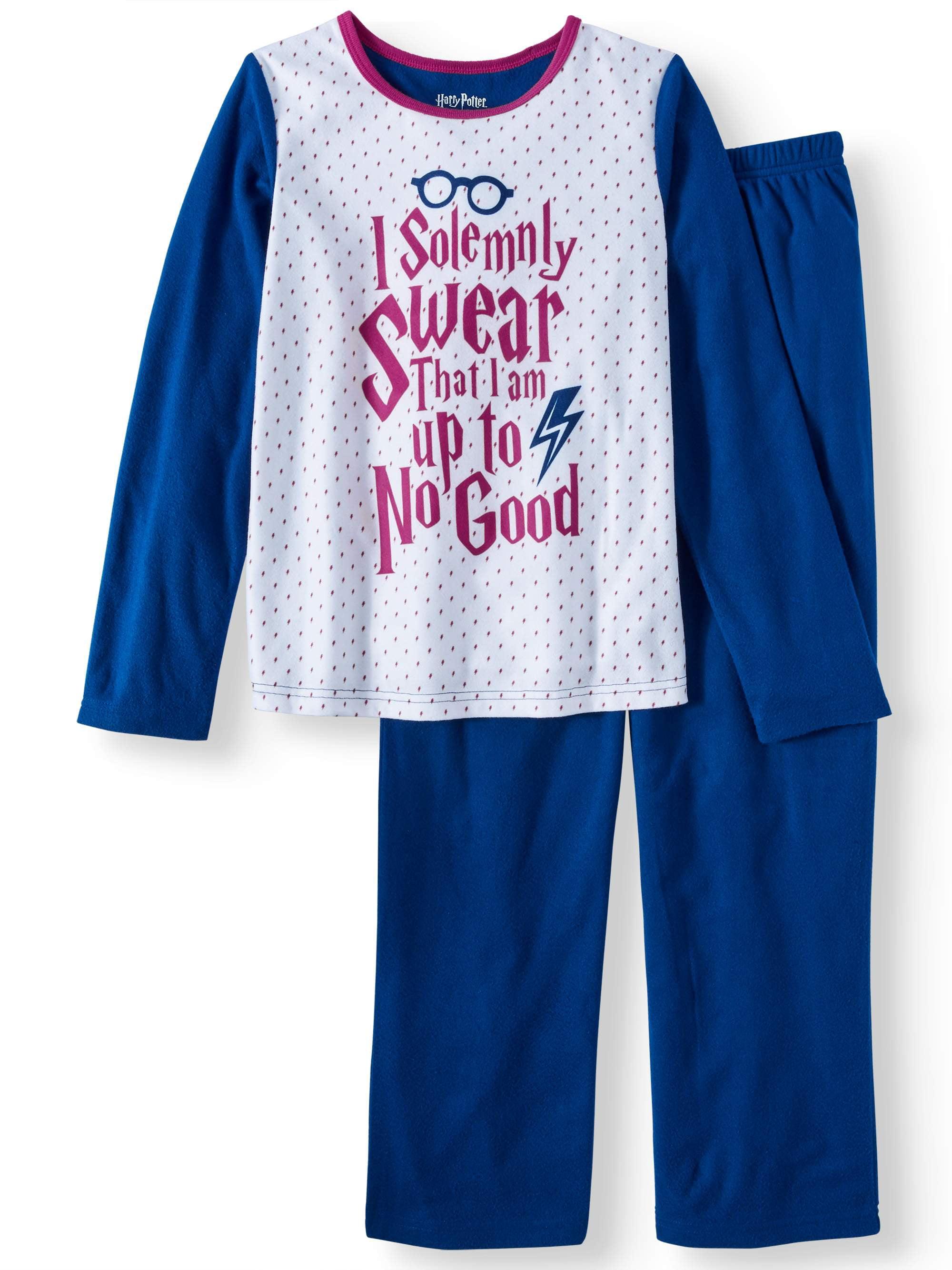 Harry Potter Big Girls Licensed Sleepwear