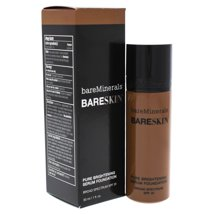 Face Makeup: BareMinerals bareSkin Pure Brightening Serum Foundation