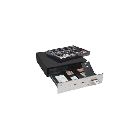 MMF, ADVANTAGE, CASH DRAWER, PAINTED, 3 SLOTS, WITH DROP SAFE, 18X16.7, 5BILL/5C