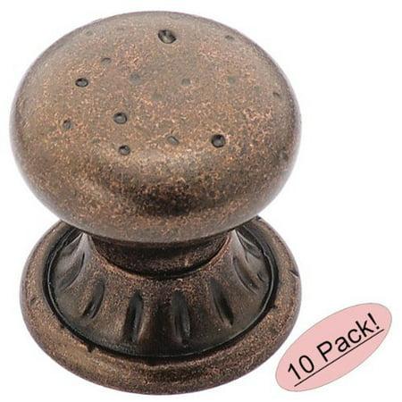 AMR BP4485RBZ 1.25 IN KNOB Amerock Amerock White Ceramic Knob
