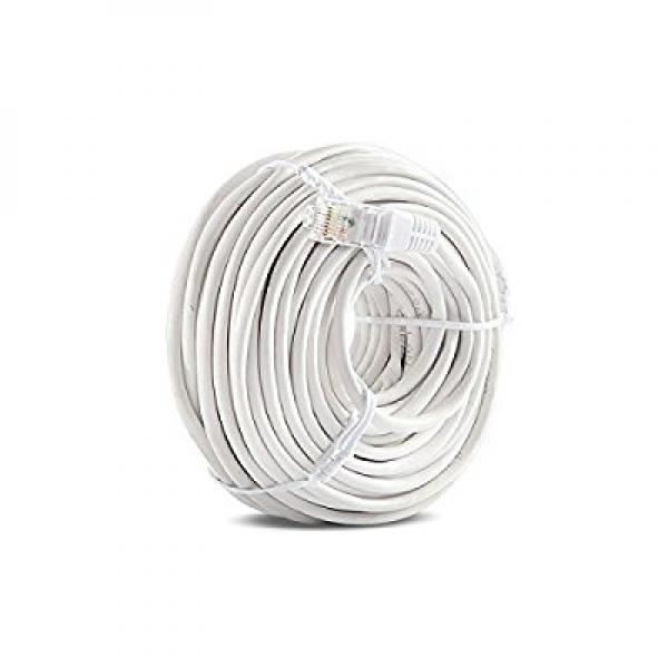 80ft Network Cable for sPoE NVR (1St Gen Rj45 ends)